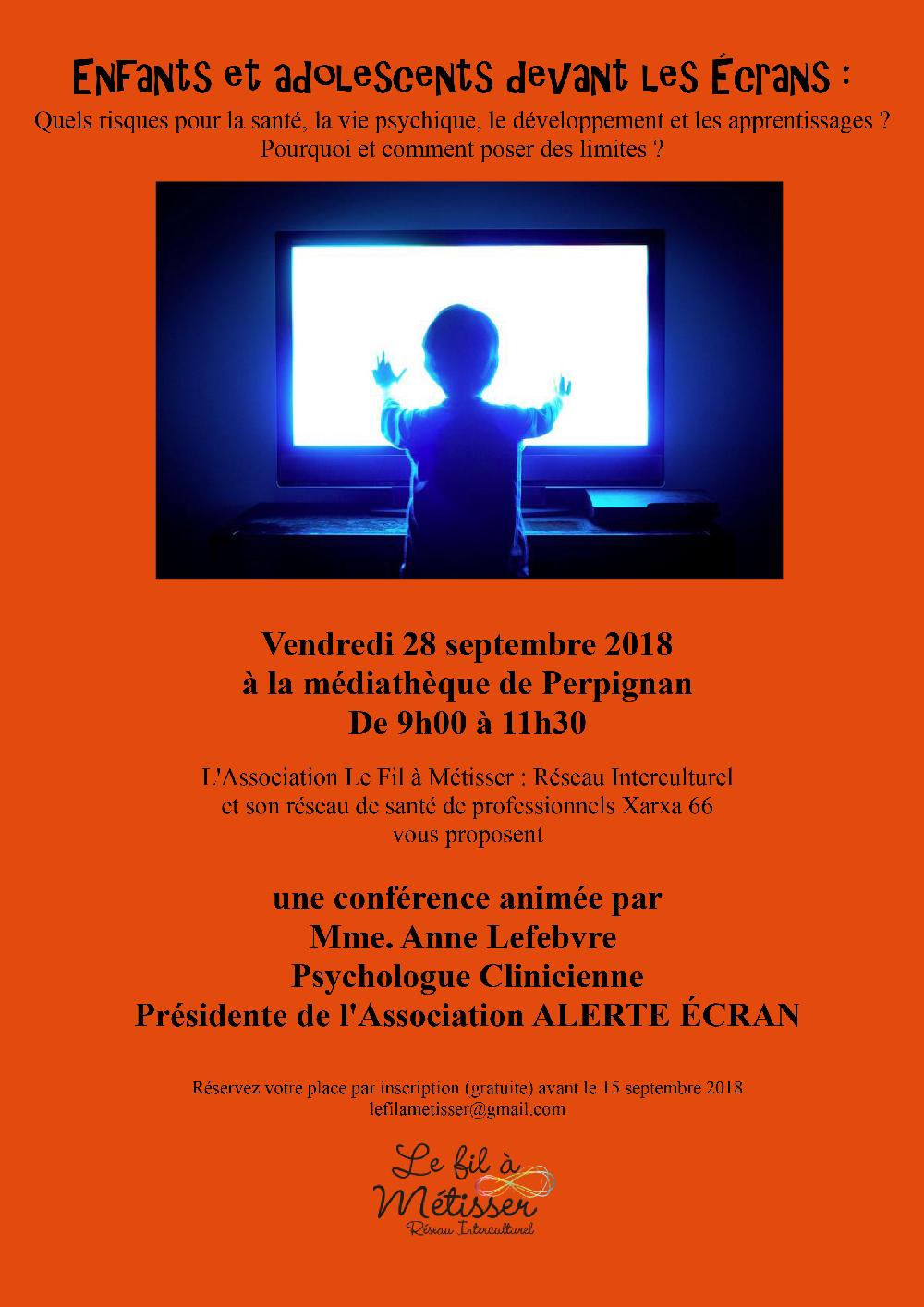 Conférence parentalité : Enfants et Ados devants les Ecrans ? - 28 septembre dans Actualités Parentalité Enfants-et-ecrans-V4